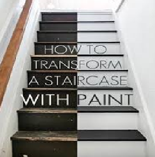 stair runner design ideas paint your tread