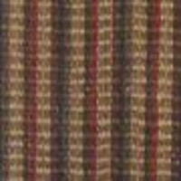Jute Runner with Earth Tone Striped Border