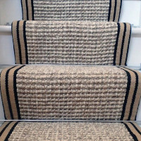 Stair Carpet Hemp